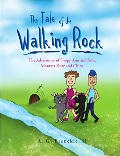 THE TALE OF THE WALKING  ROCK