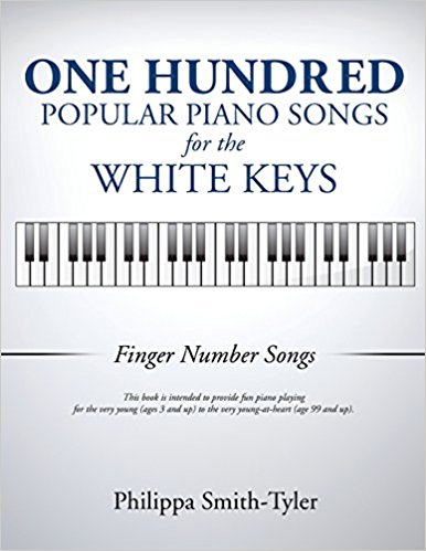 100 POPULAR PIANO SONGS FOR THE WHITE KEYS