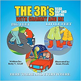 THE 3 R'S - READ RAP AND RHYME WITH GRAMMY AND ME