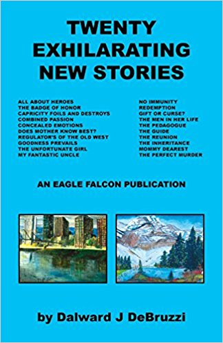TWENTY EXHILARATING NEW STORIES