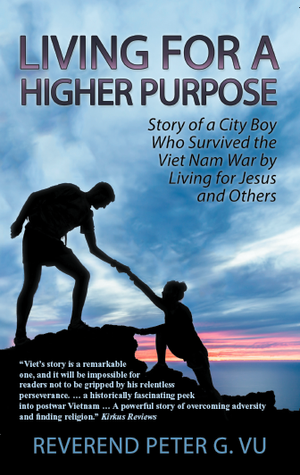 LIVING FOR A HIGHER PURPOSE: