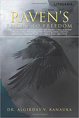 RAVEN'S FLIGHT TO FREEDOM