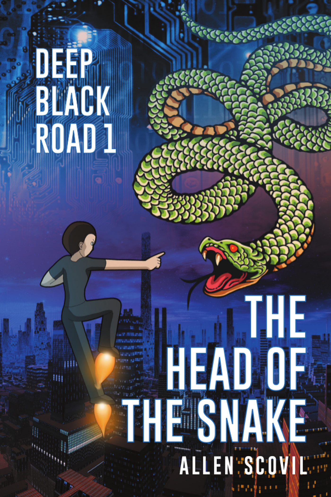 THE HEAD OF THE SNAKE