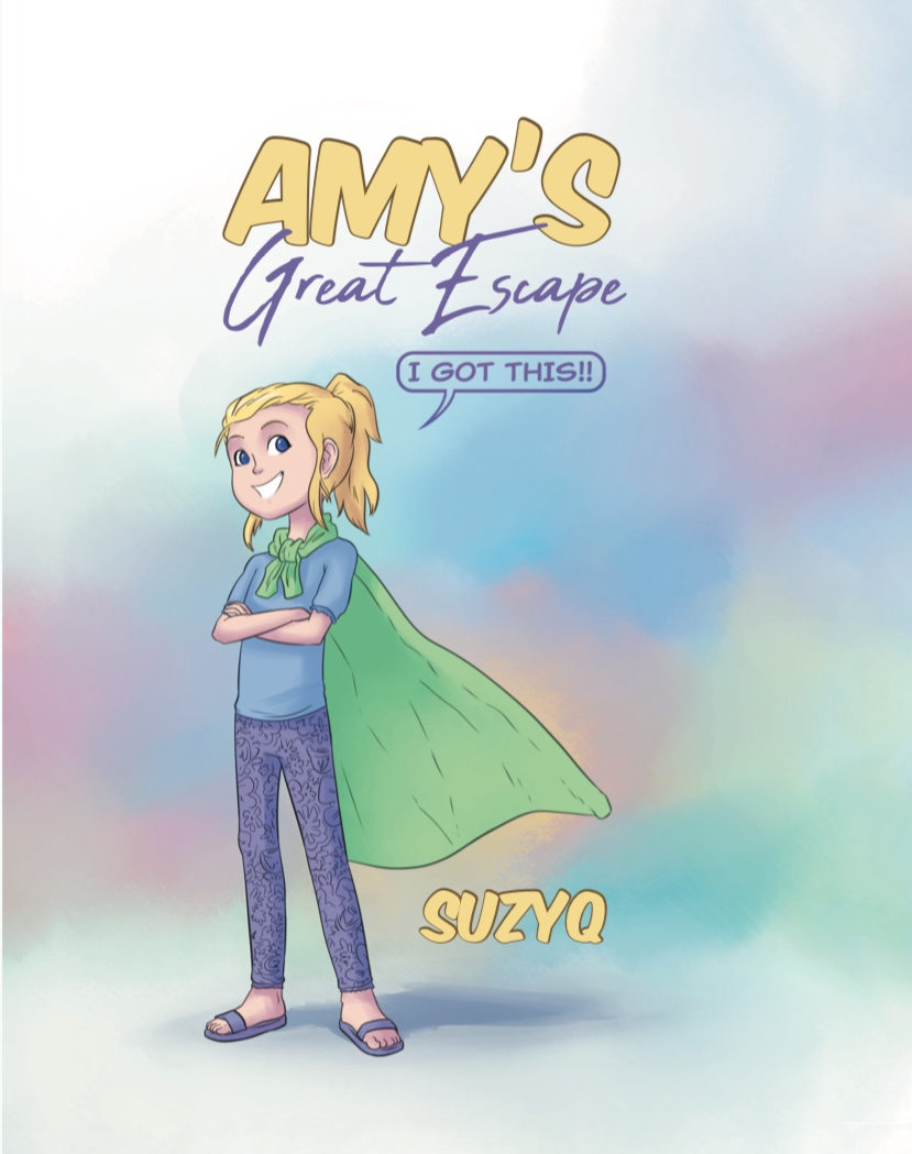 AMY'S GREAT ESCAPE