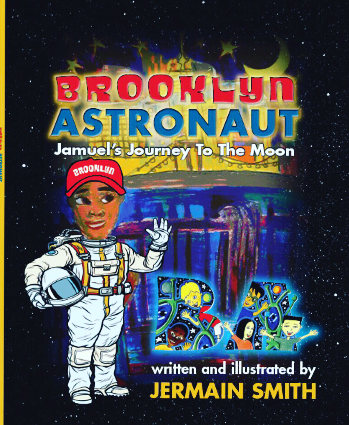 BROOKLYN ASTRONAUT