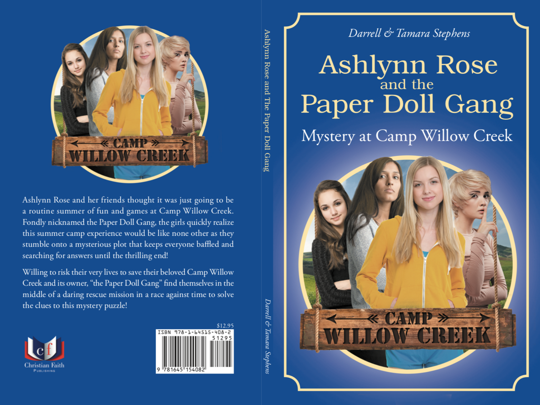 Ashlynn Rose and the Paper Doll Gang