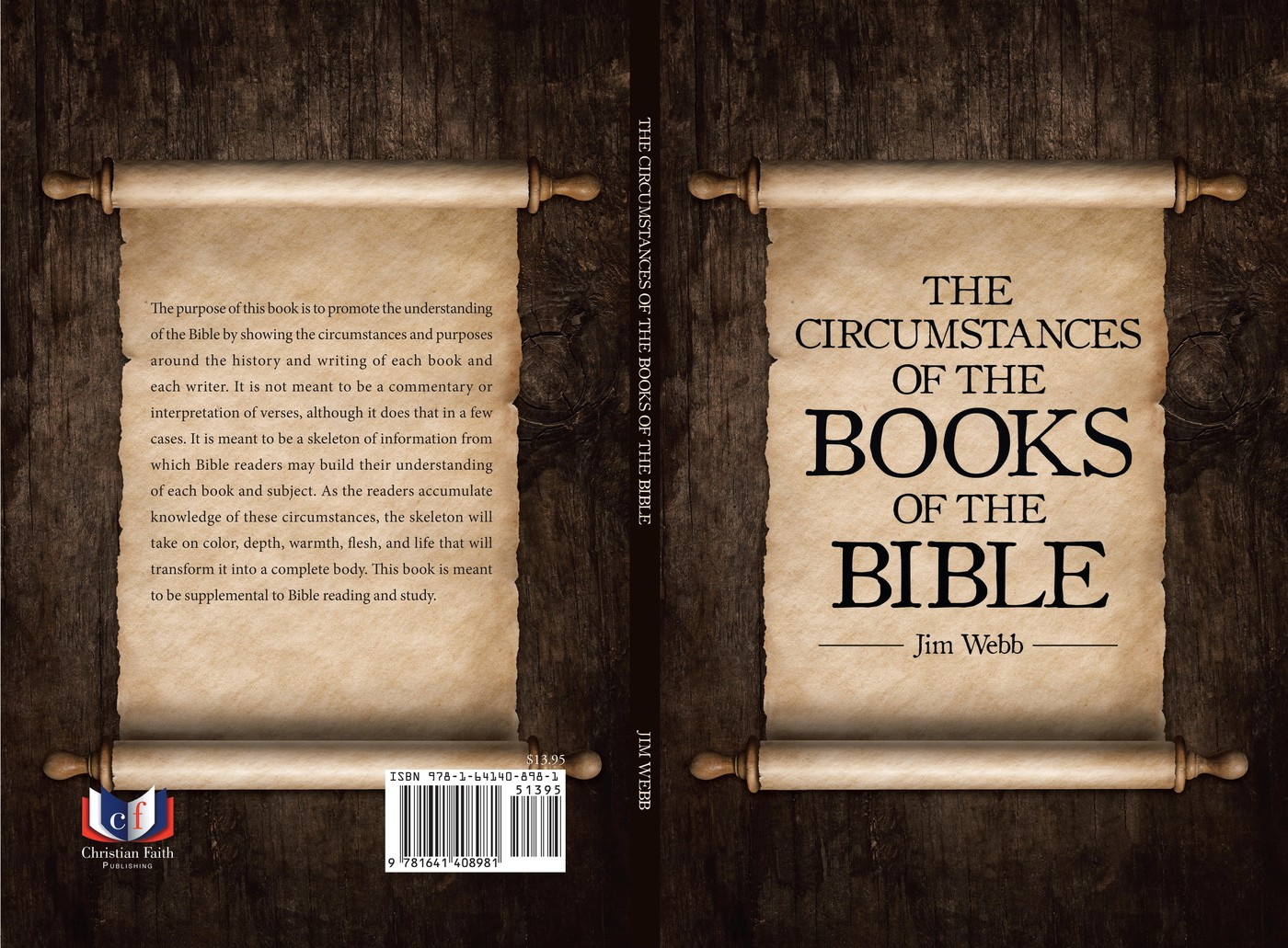 The Circumstances of the Books of the Bible