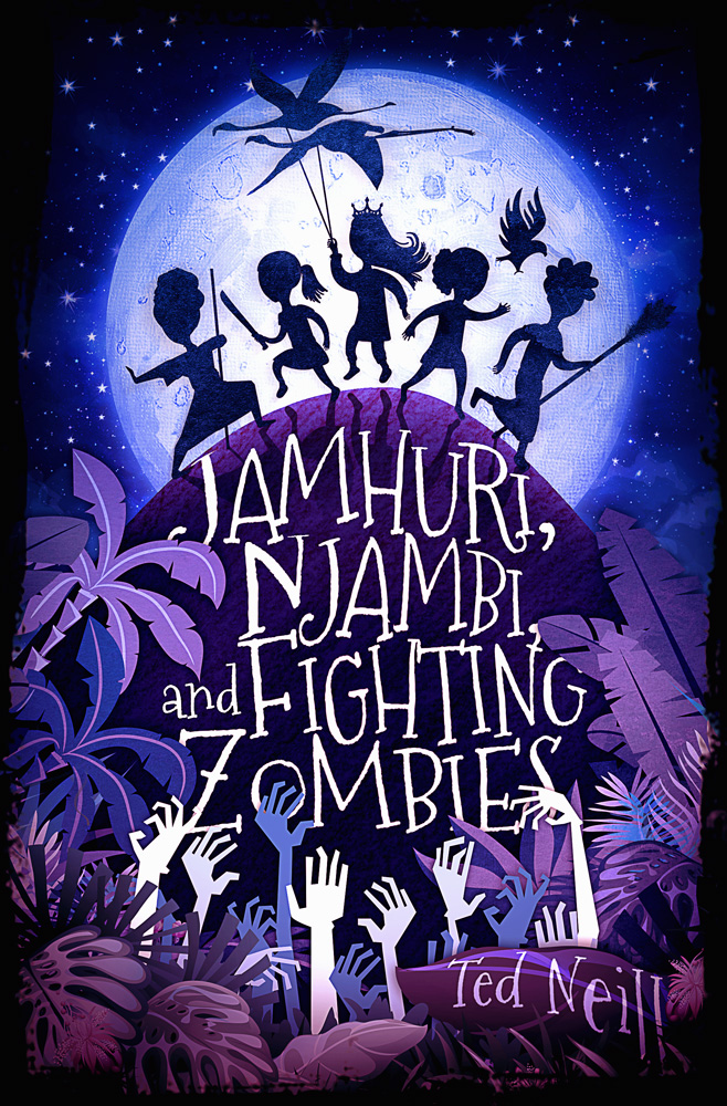 JAMHURI, NJAMBI & FIGHTING ZOMBIES