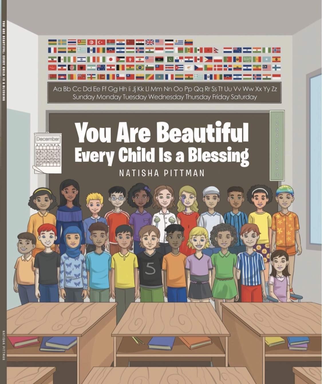 You are Beautiful Every Child is a Blessing