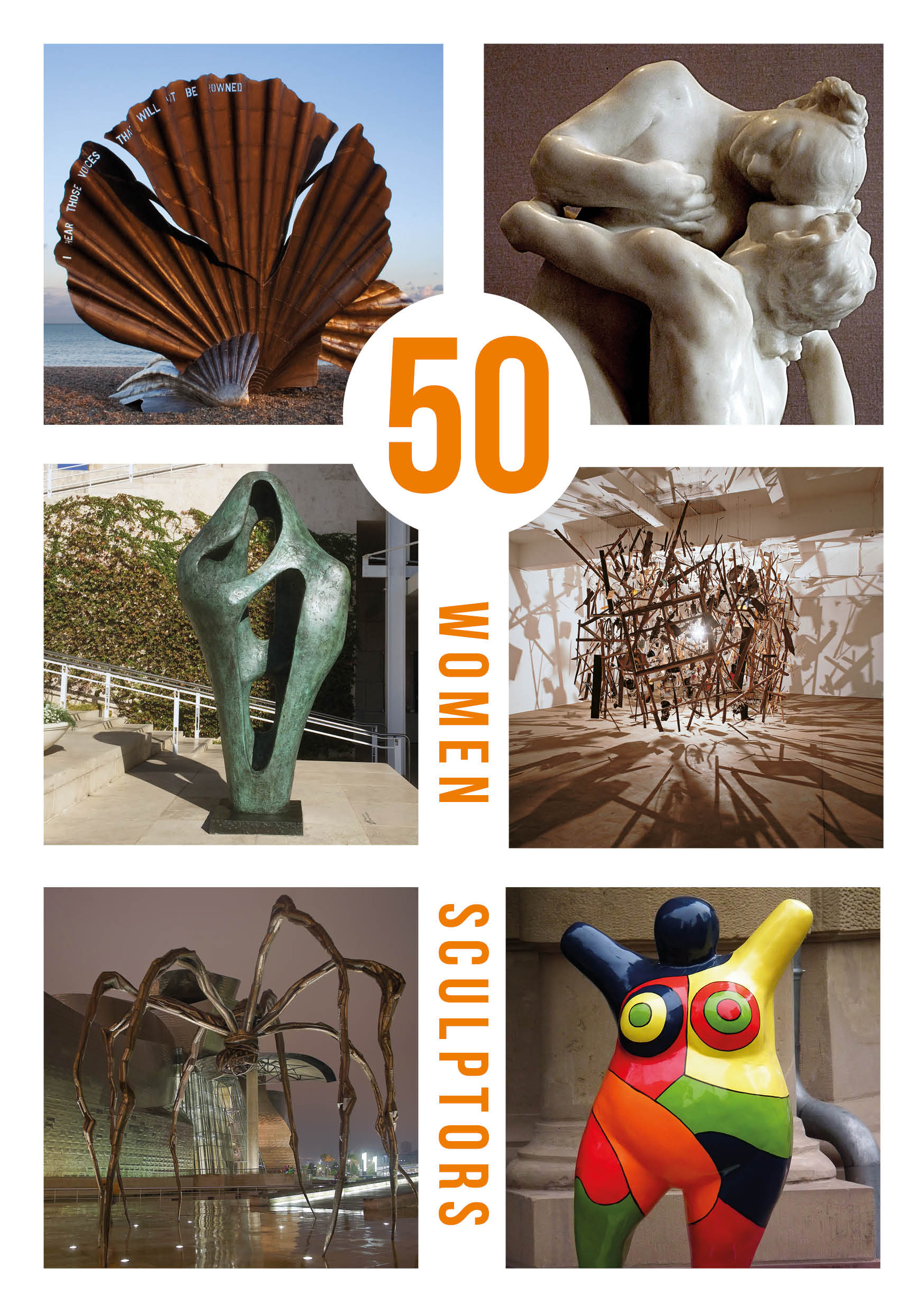 50 WOMEN SCULPTORS