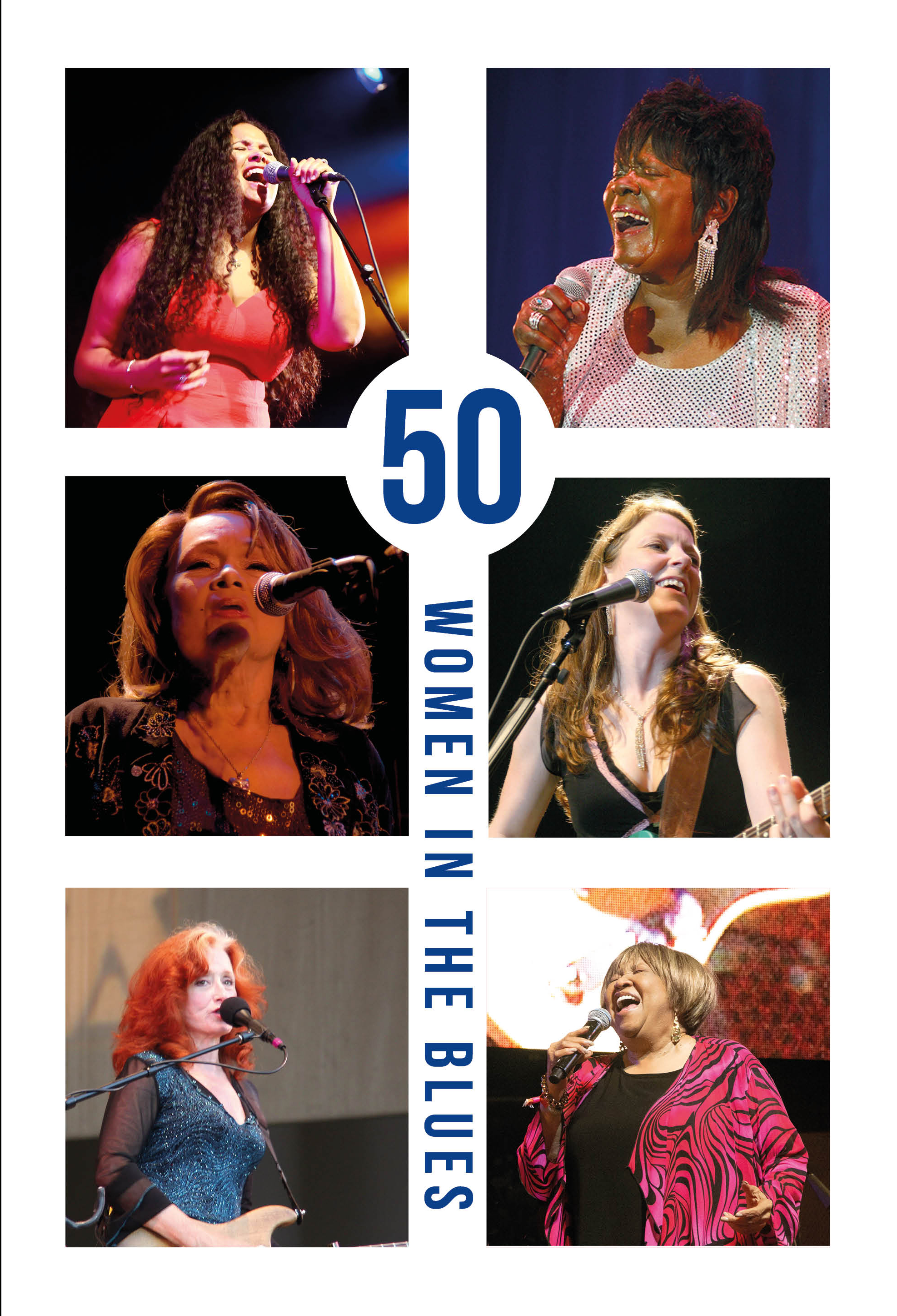 50 WOMEN IN THE BLUES