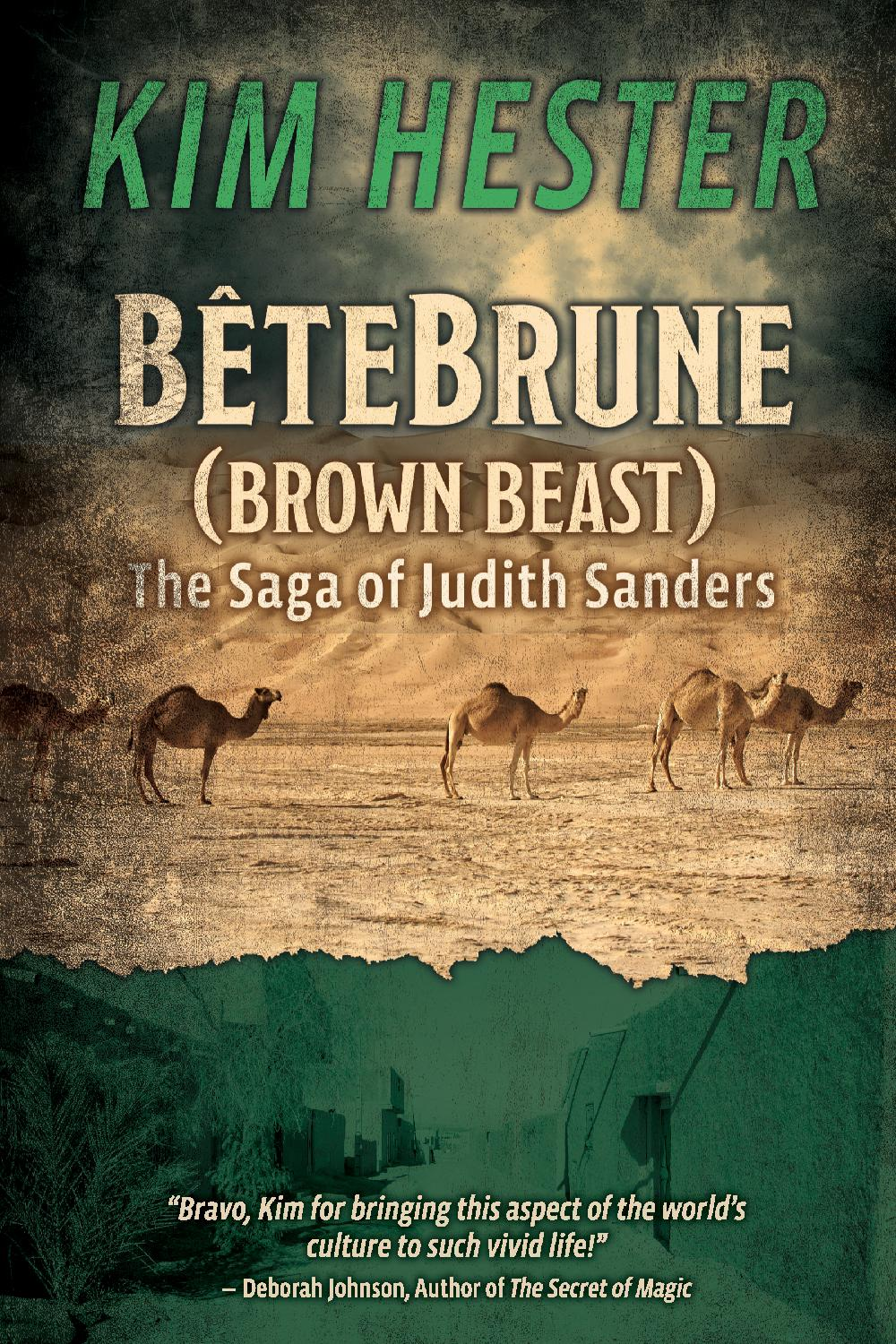 BÊTE BRUNE (BROWN BEAST)