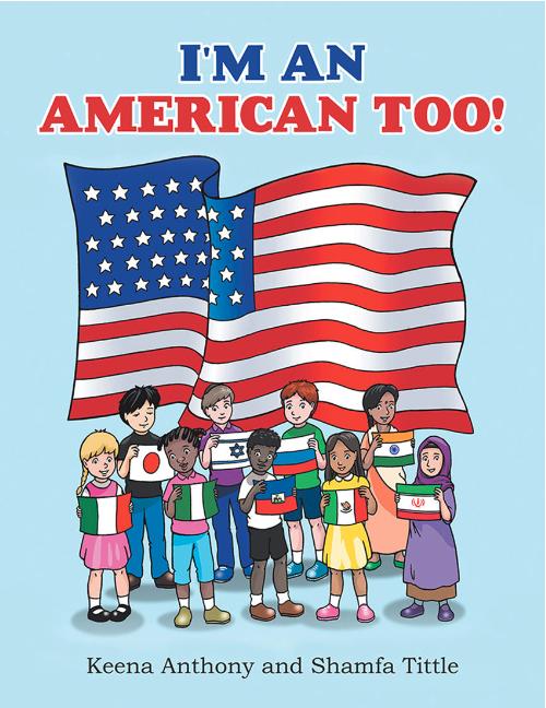 I'M AN AMERICAN TOO!