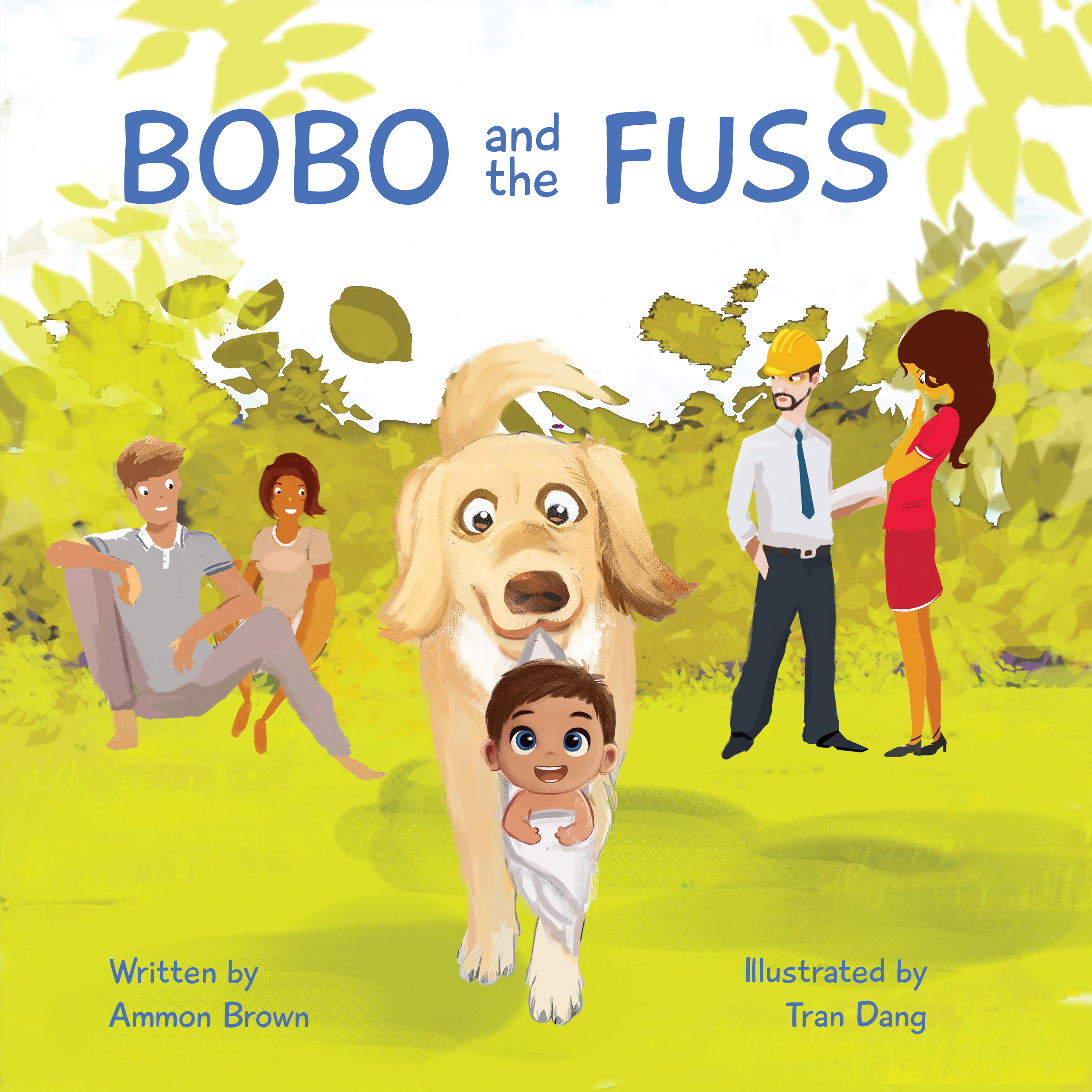 BOBO AND THE FUSS