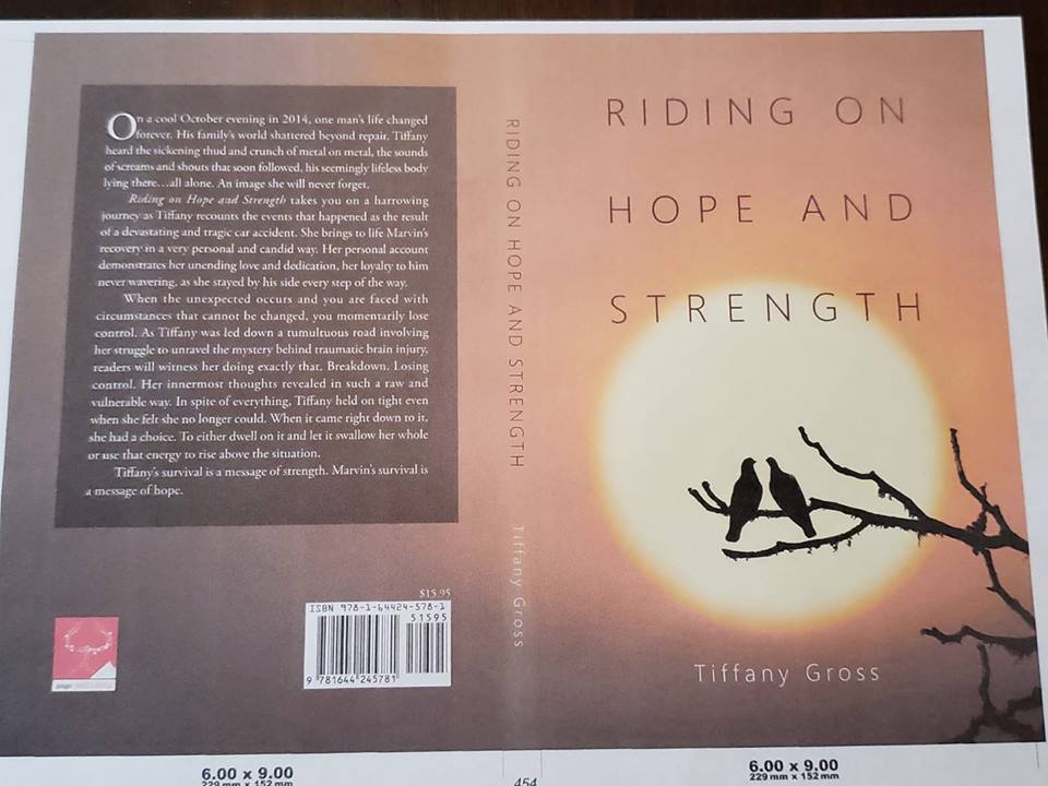 Riding on Hope and Strength