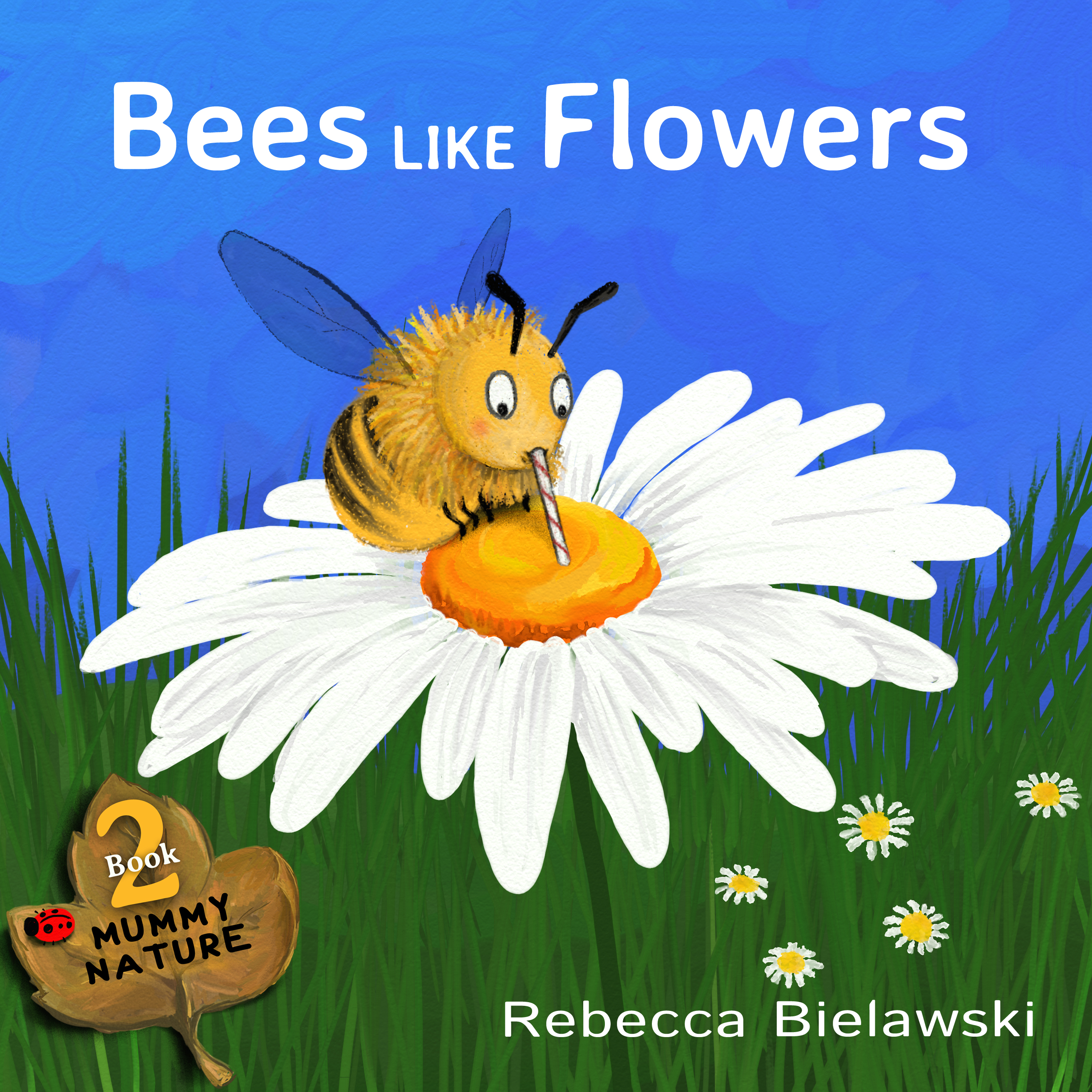 Bees Like Flowers