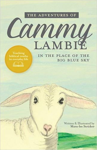 THE ADVENTURES OF CAMMY LAMBIE IN THE PLACE OF THE BIG BLUE SKY