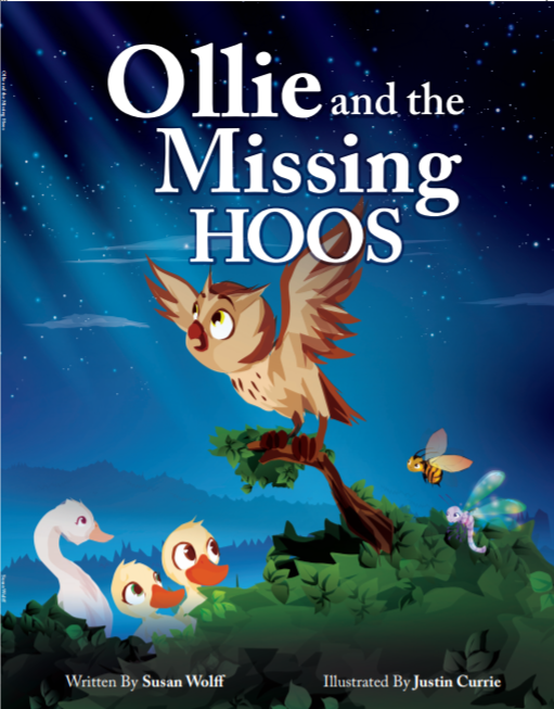 OLLIE AND THE MISSING HOOS
