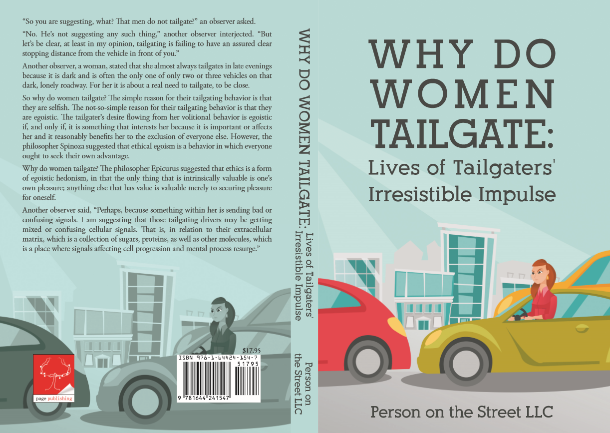 """Why Do Women Tailgate: Lives of Tailgaters' Irresistible Impulse"""