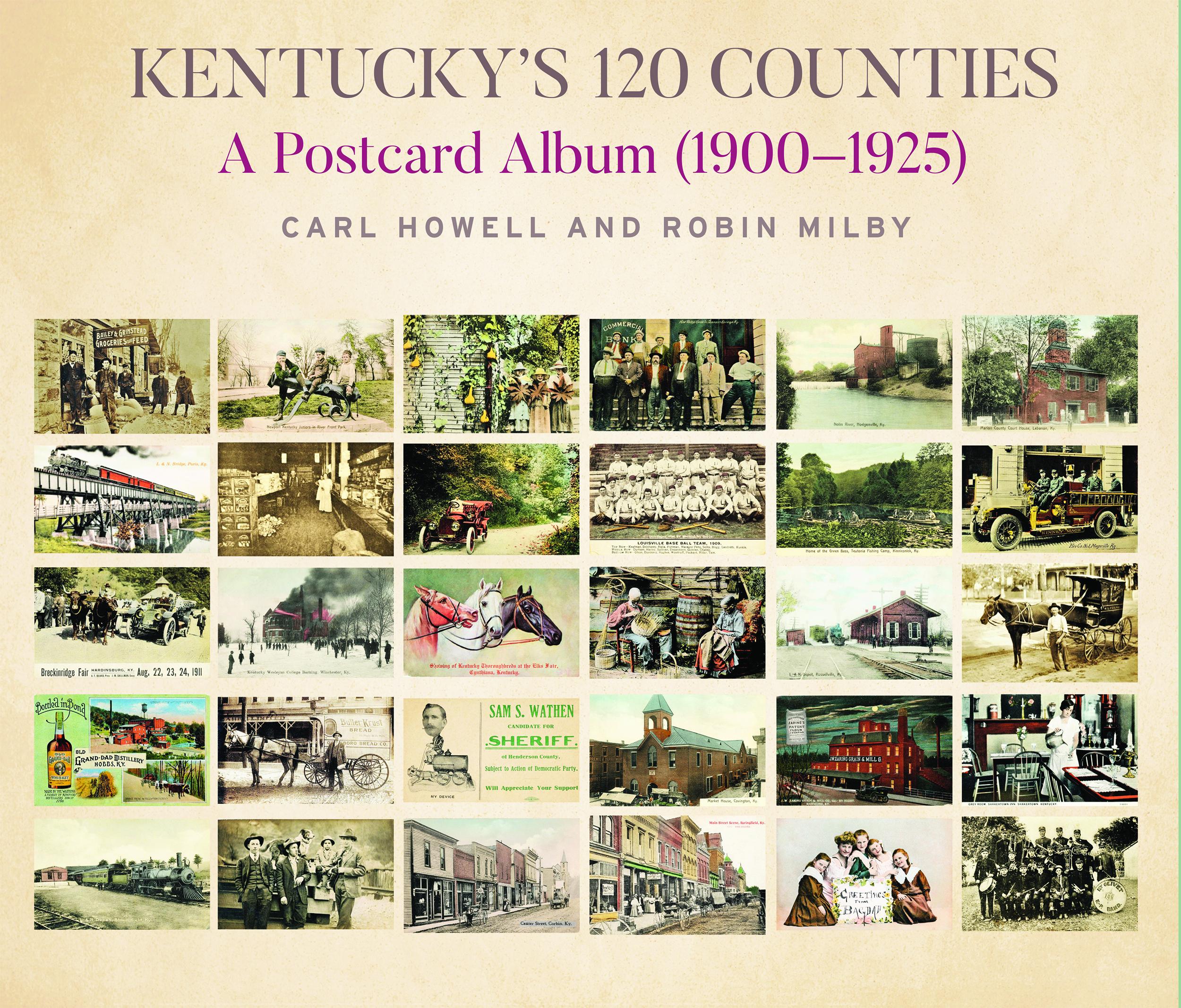 KENTUCKYS 120 COUNTIES