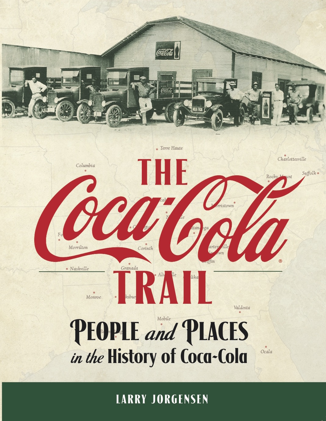 THE COCA-COLA TRAIL
