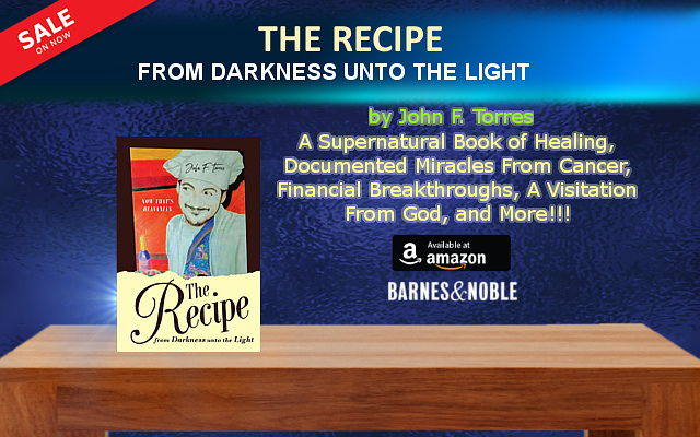 The Recipe from Darkness unto the Light