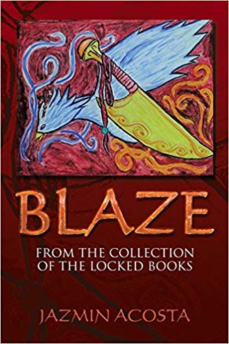 BLAZE: FROM THE COLLECTION OF THE LOCKED BOOKS