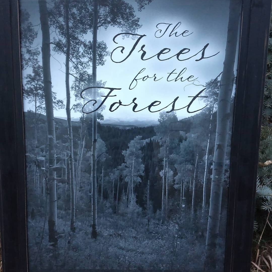 The Trees for the Forest