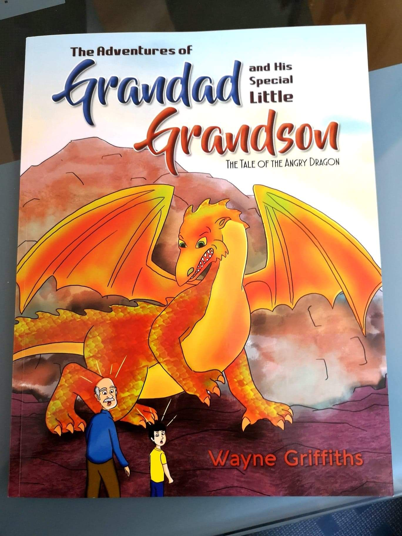 The Adventures Of Grandad And His Special Little Grandson