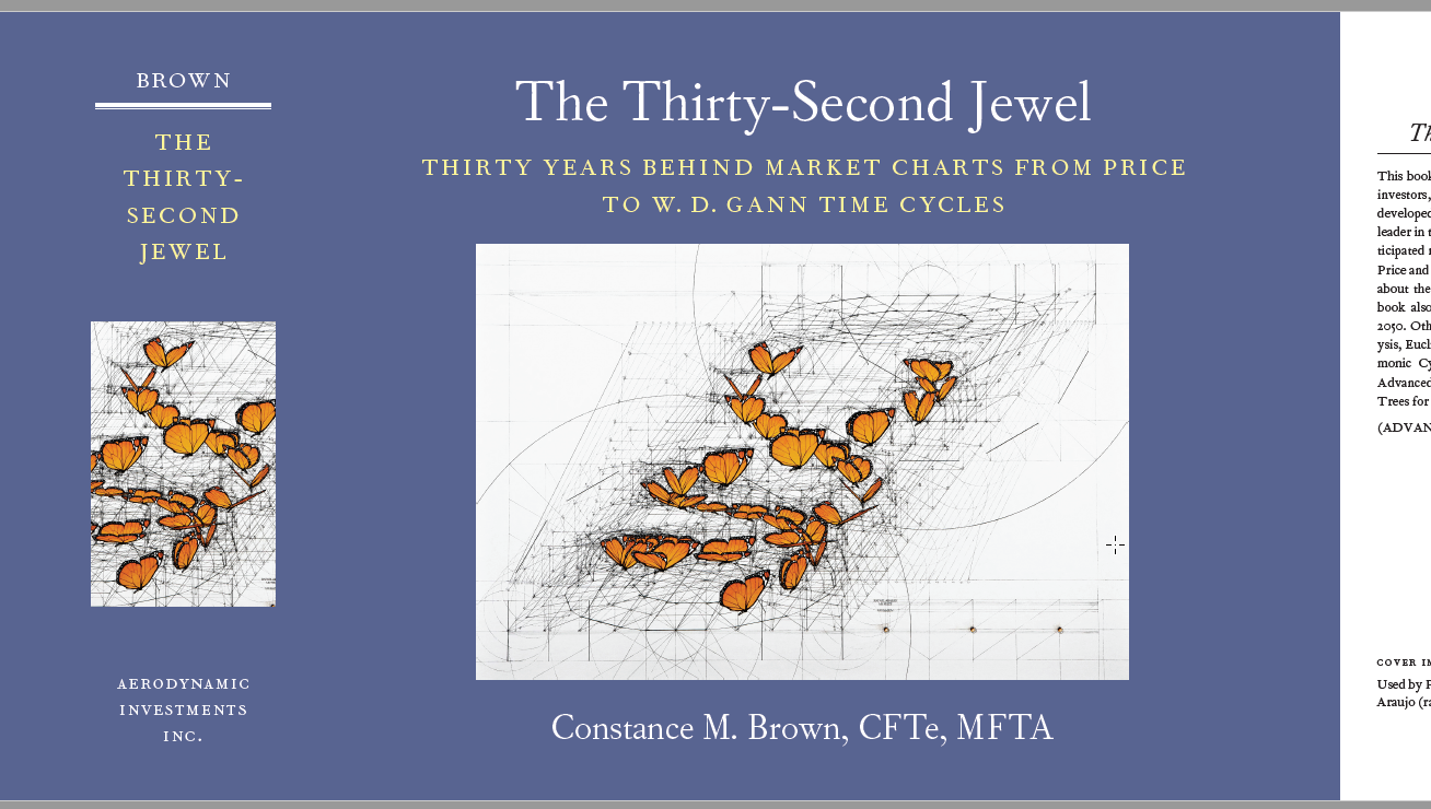 THE THIRTY-SECOND JEWEL: