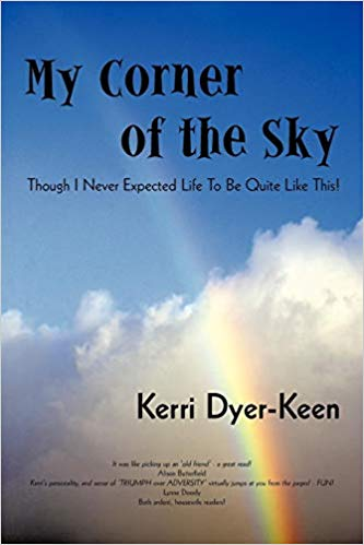 MY CORNER OF THE SKY: THOUGH I NEVER EXPECTED LIFE TO BE QUITE LIKE THIS!