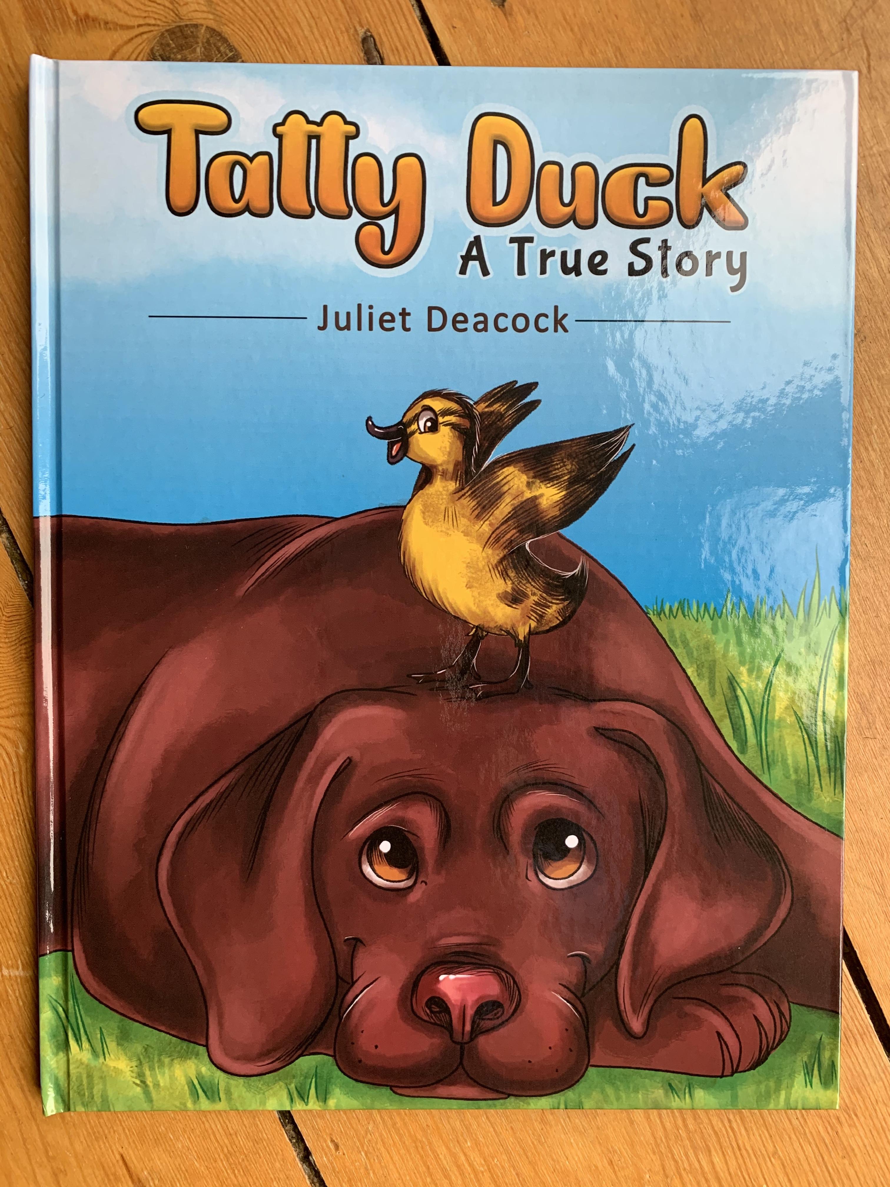 TATTY DUCK, A TRUE STORY