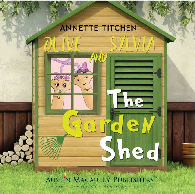 The Garden Shed - Olive and Sylvia