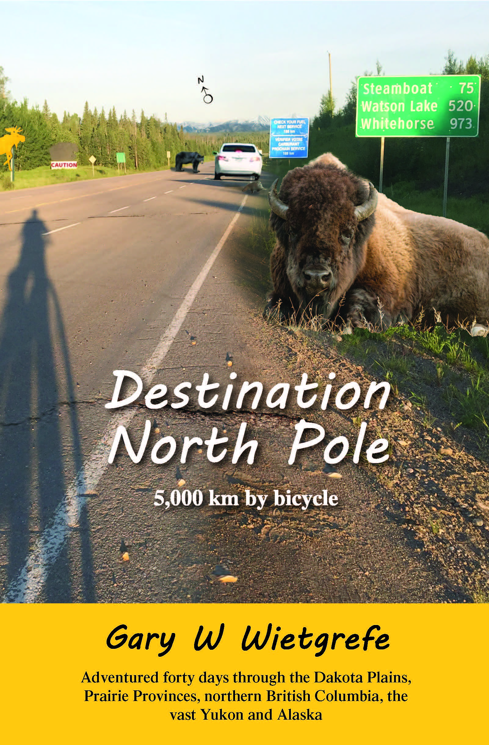 Destination North Pole