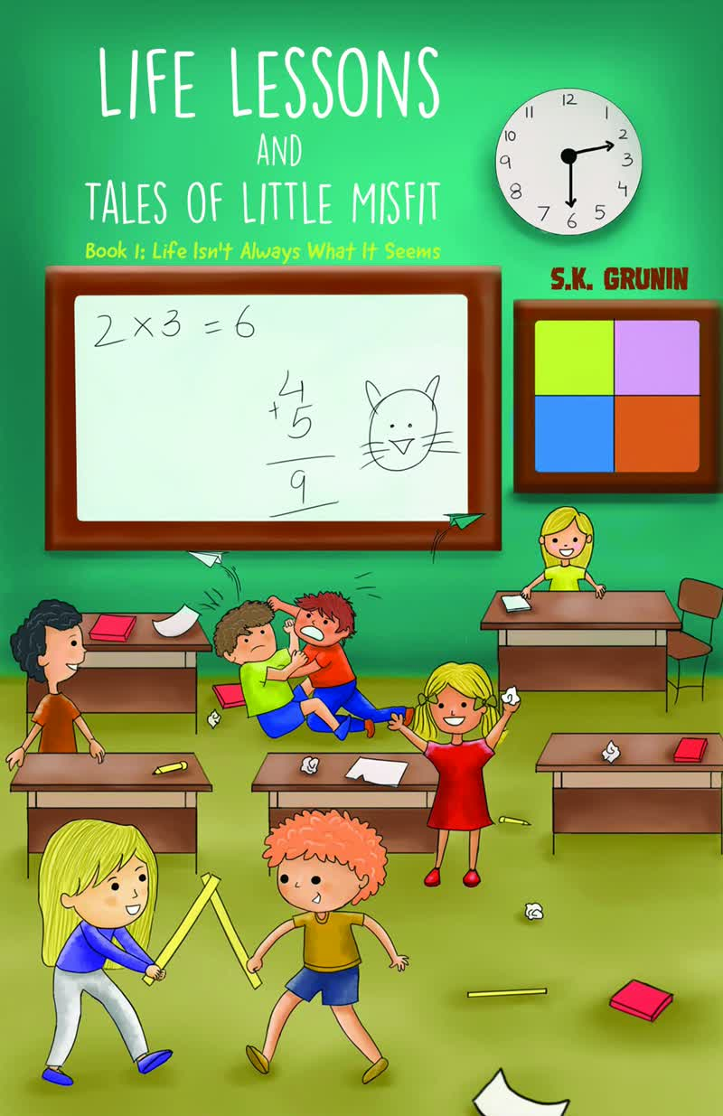 LIFE LESSONS AND TALES OF LITTLE MISFIT