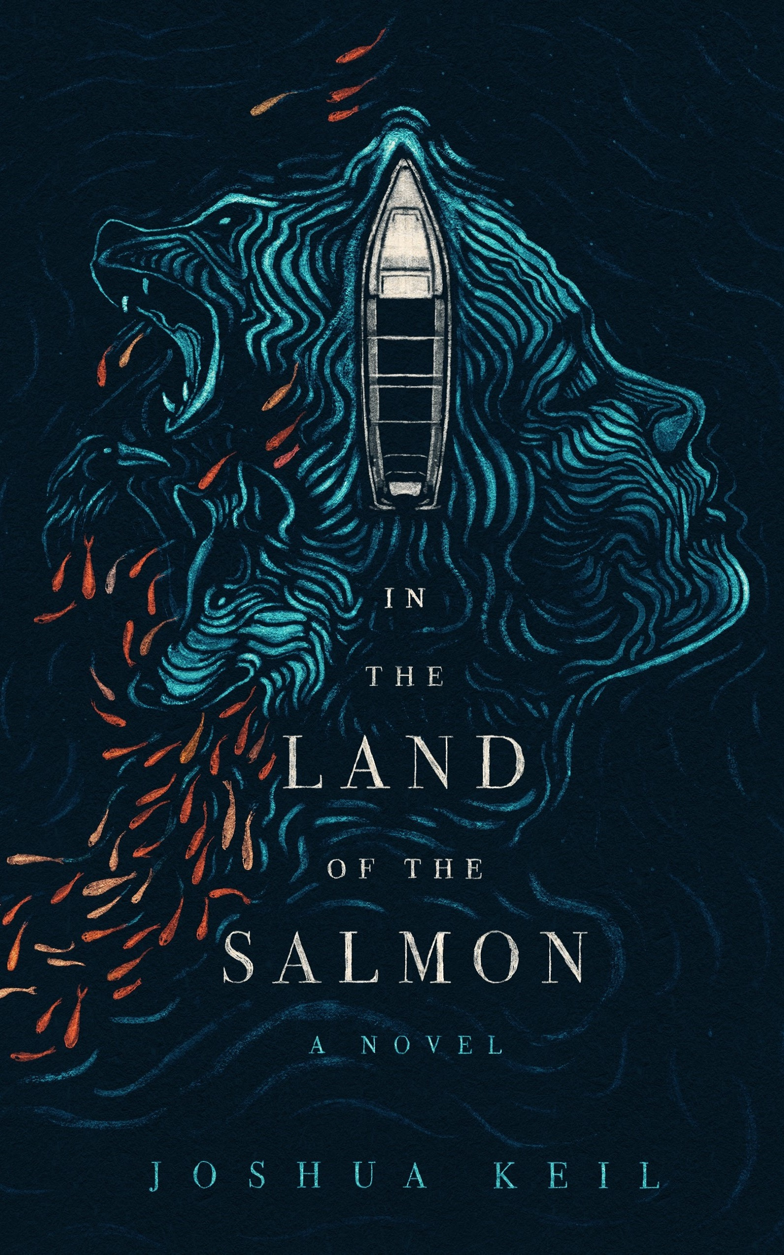 In The Land Of The Salmon