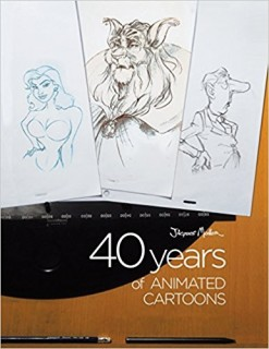 40 Years of Animated Cartoons