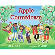 Apple Countdown Paper