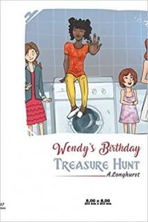 Wendy's Birthday Treasure Hunt