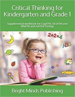 Critical Thinking For Kindergarten And Grade 1