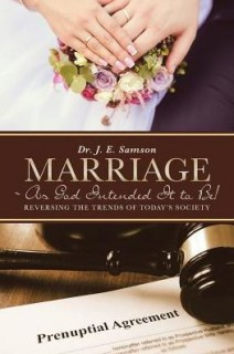 MARRIAGE ~ AS GOD INTENDED IT TO BE!