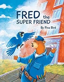 FRED THE SUPER FRIEND
