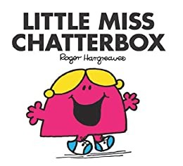 Little Miss Classic Library -- LITTLE MISS CHATTERBOX