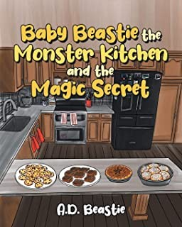 BABY BEASTIE THE MONSTER KITCHEN AND THE MAGIC SECRET