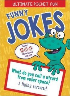 Ultimate Pocket Fun: Funny Jokes