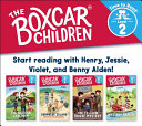 Boxcar Early Reader Set #1