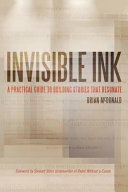 INVISIBLE INK: