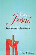 I write for Jesus