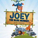 Joey the Blue Monkey