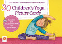 30 Children's Yoga Picture Cards